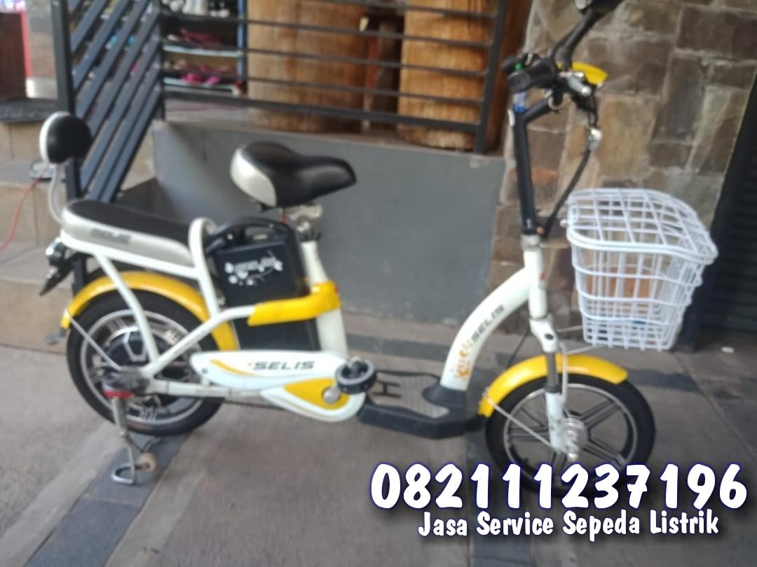 Bengkel sepeda listrik panggilan Depok Bengkel sepeda