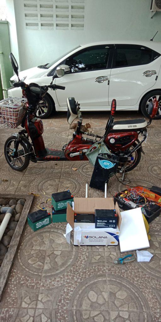 Teknisi sepeda listrik semua merk – Cimanggis Depok